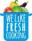We like fresh cooking